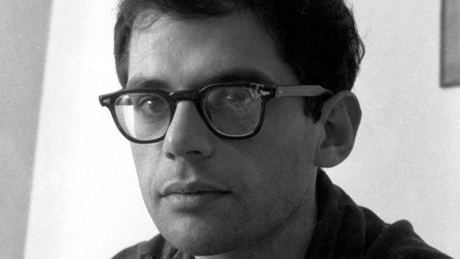 Allen Ginsberg. Foto.