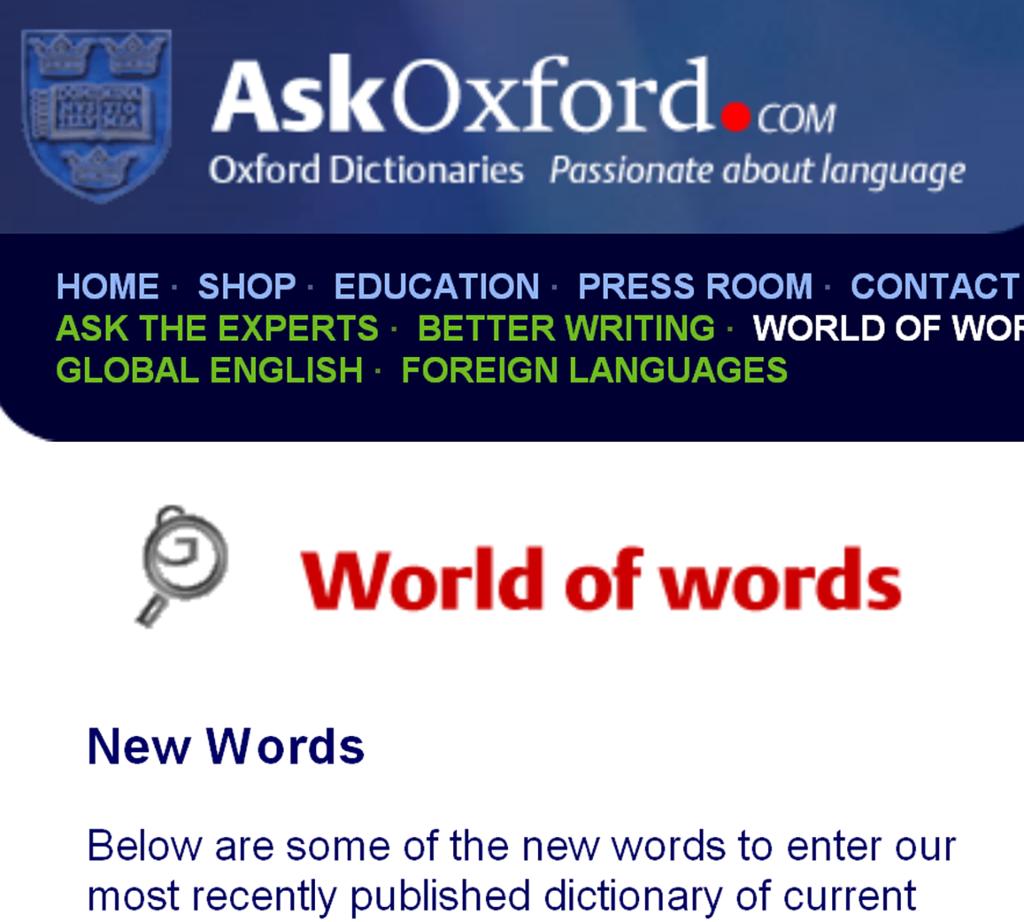 AskOxford.com