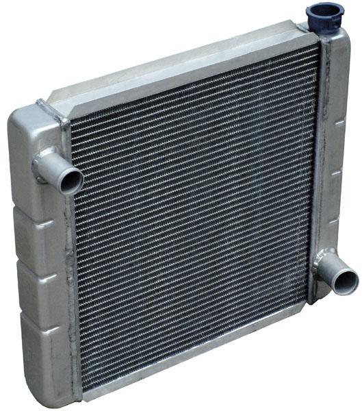 Radiator til bilmotor