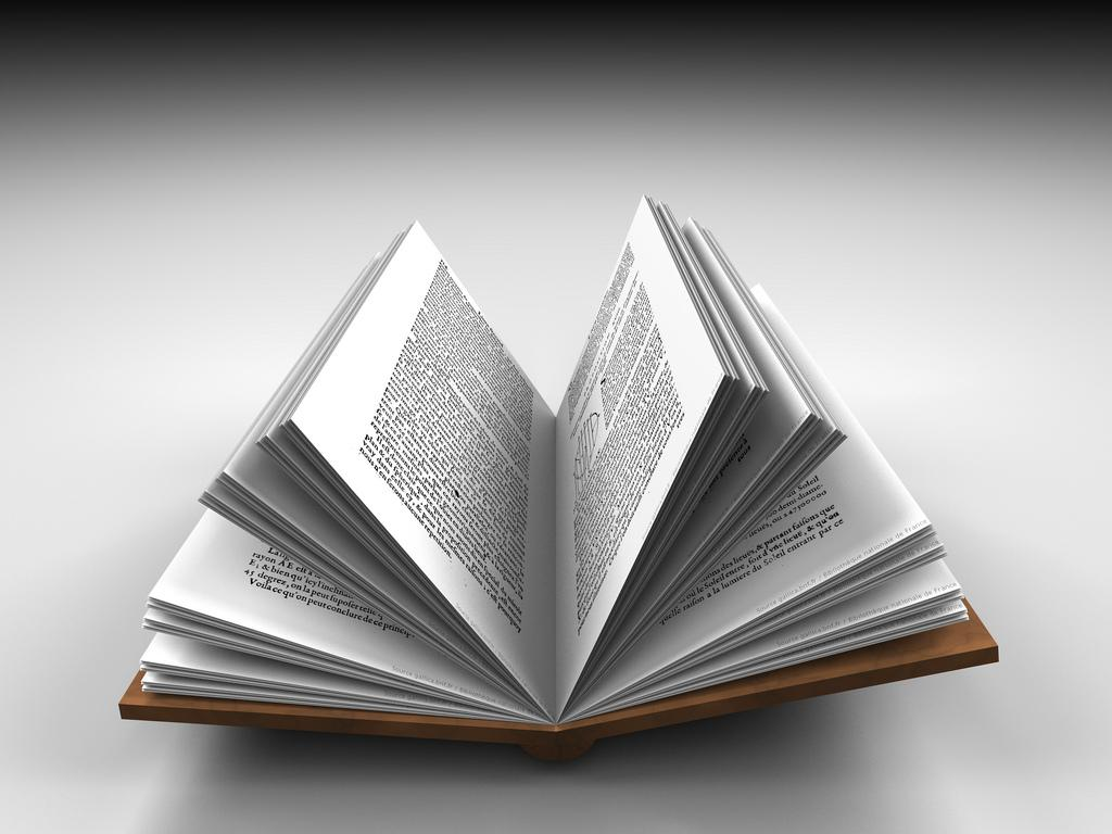 Sider i en bok