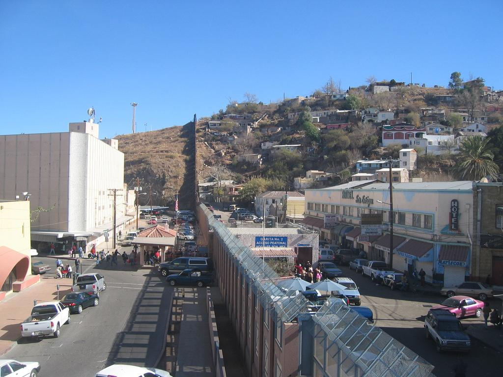 Mexican Border.photo.
