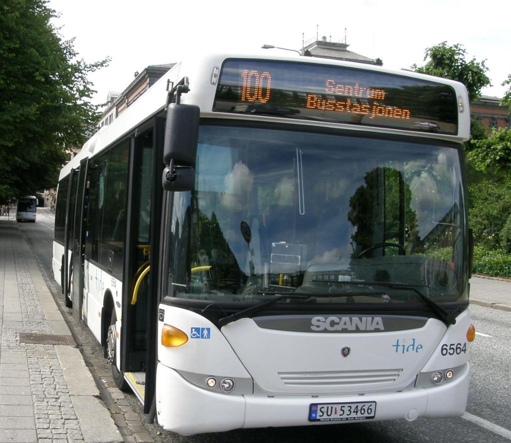 Buss klasse 1.