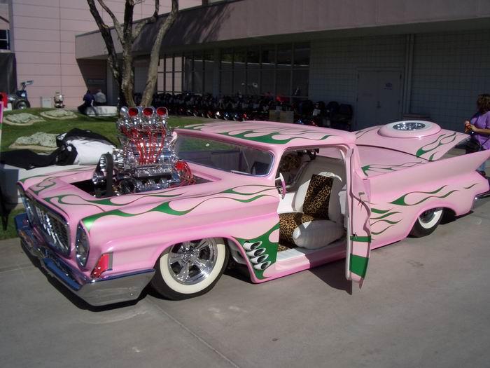 American Car Craze - Engelsk (YF) - NDLA