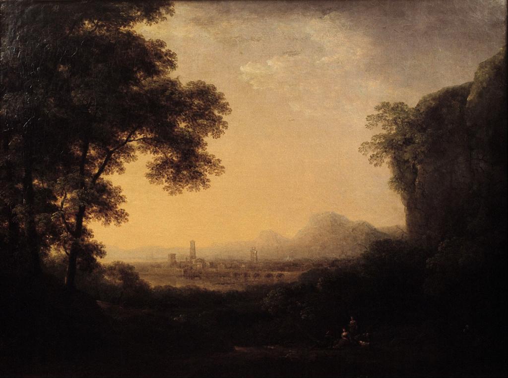 Romantisk landskap
