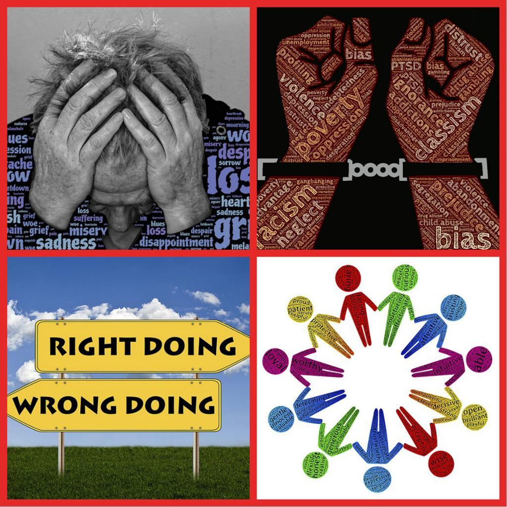 Konsekvenser av handlinger. Foto.