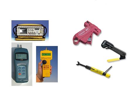Forskjellig verktøy. Foto.