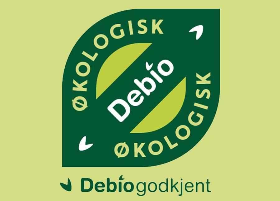 Ø-merke. Logo.