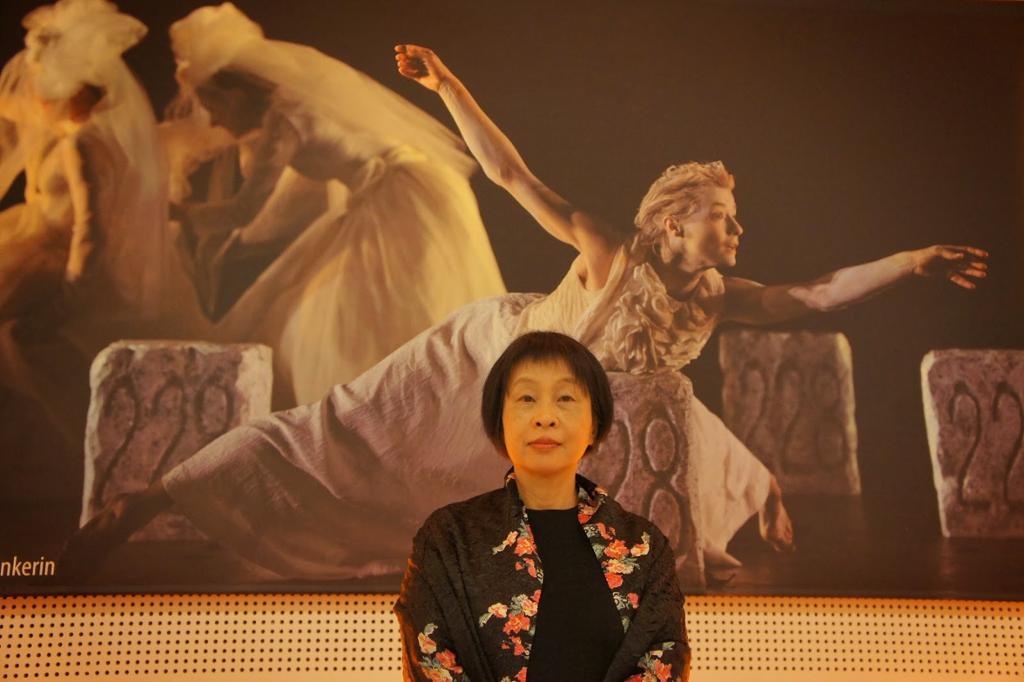 Li Ang. Foto.