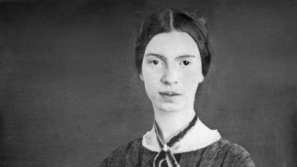 Emily Dickinson. Foto.