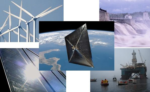 Energi for framtiden. Illustrasjonsfoto