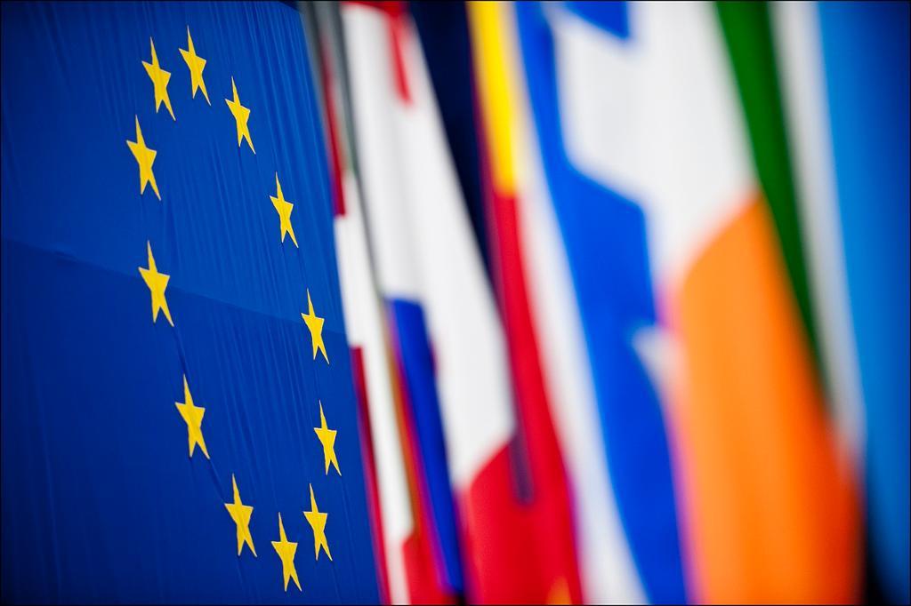 Europaparlamentet. Foto.