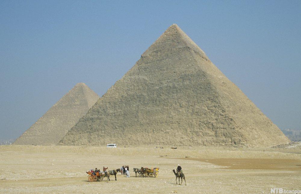 Gizapyramidene