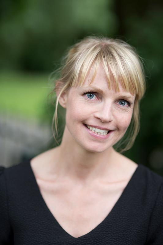 Portrettbilde av Kristine Rui Slettebakken. Foto.