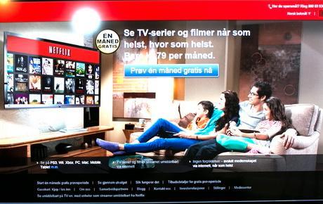 Forside fra Netflix.Foto.