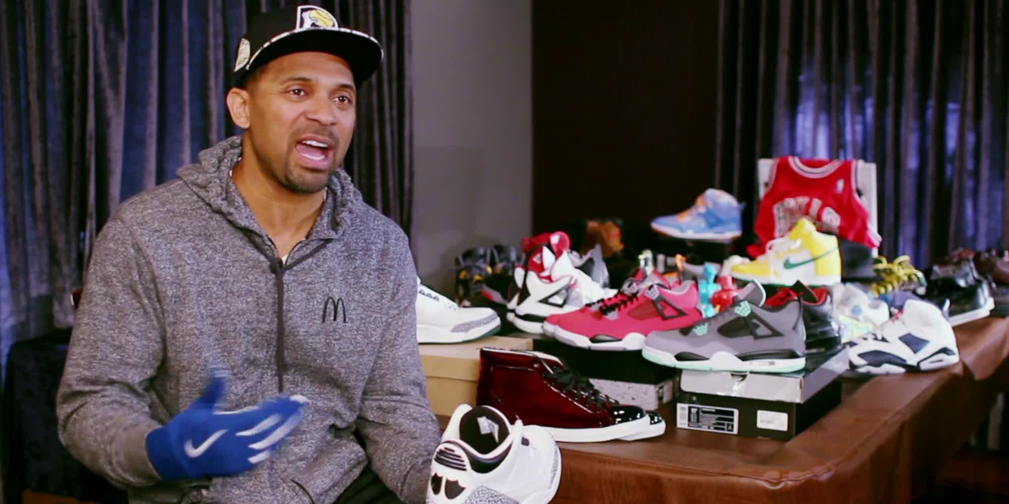 Utsnitt fra filmen Sneakerheadz.