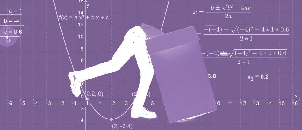 Bannerbilde for emnet funksjoner i praksis i faget 2P. Bilde.