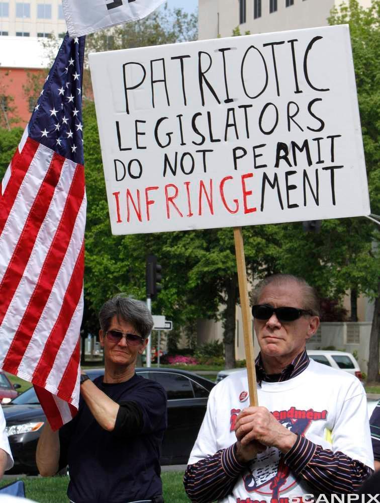 Second Amendment Activists