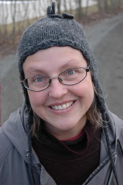 Gro Dahle. Foto.
