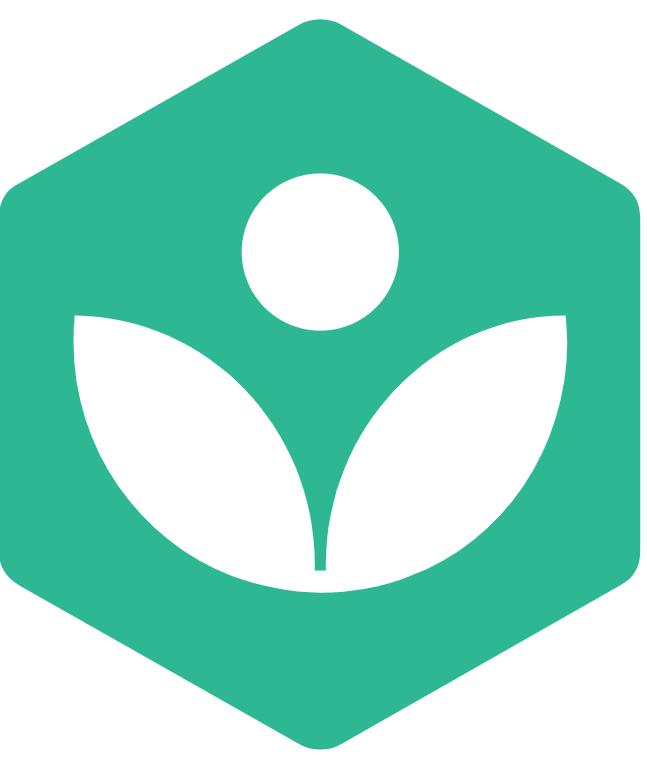 Logo Khan Academy 2018. Illustrasjon.