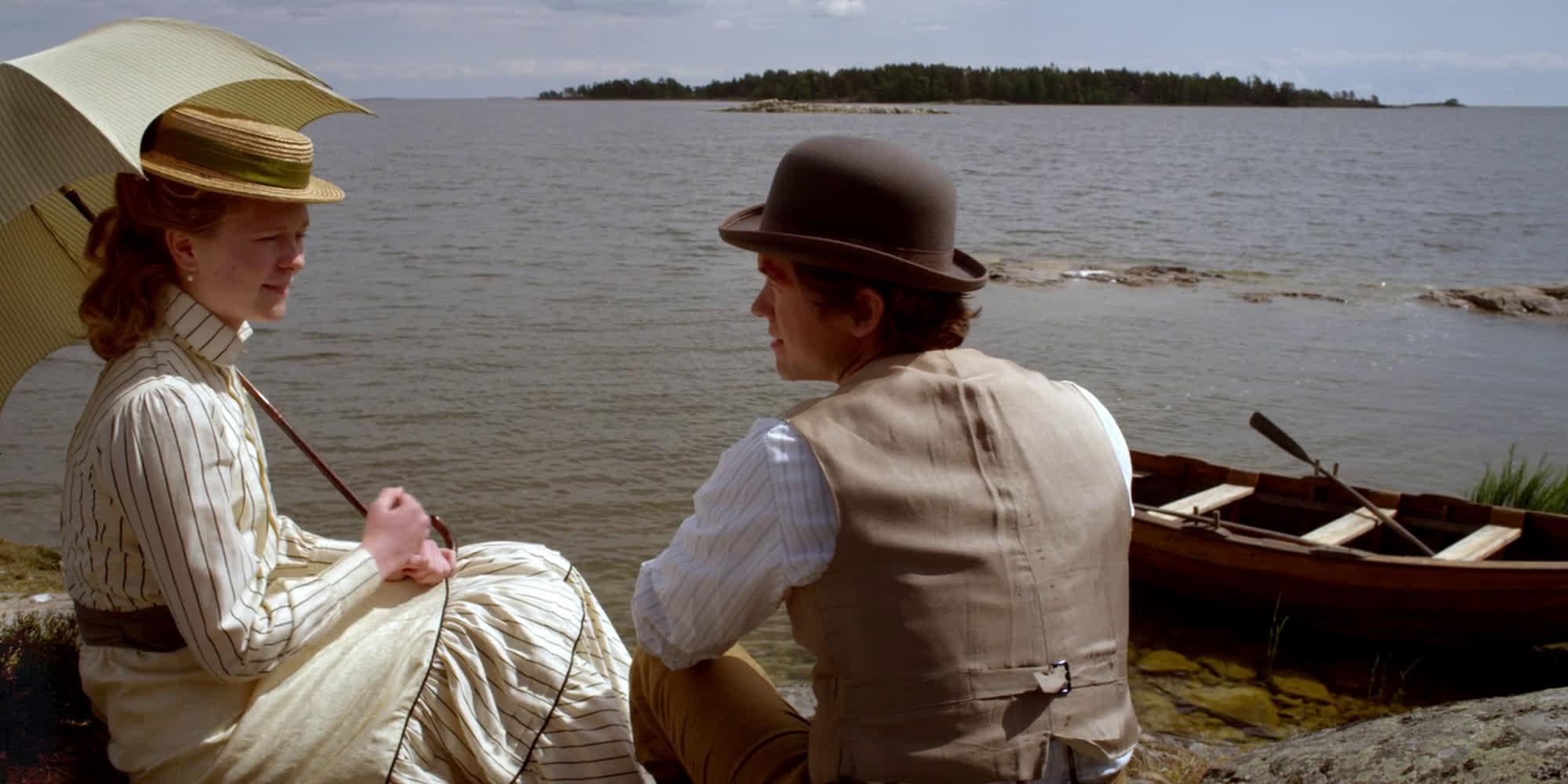 Utsnitt fra filmen Victoria.