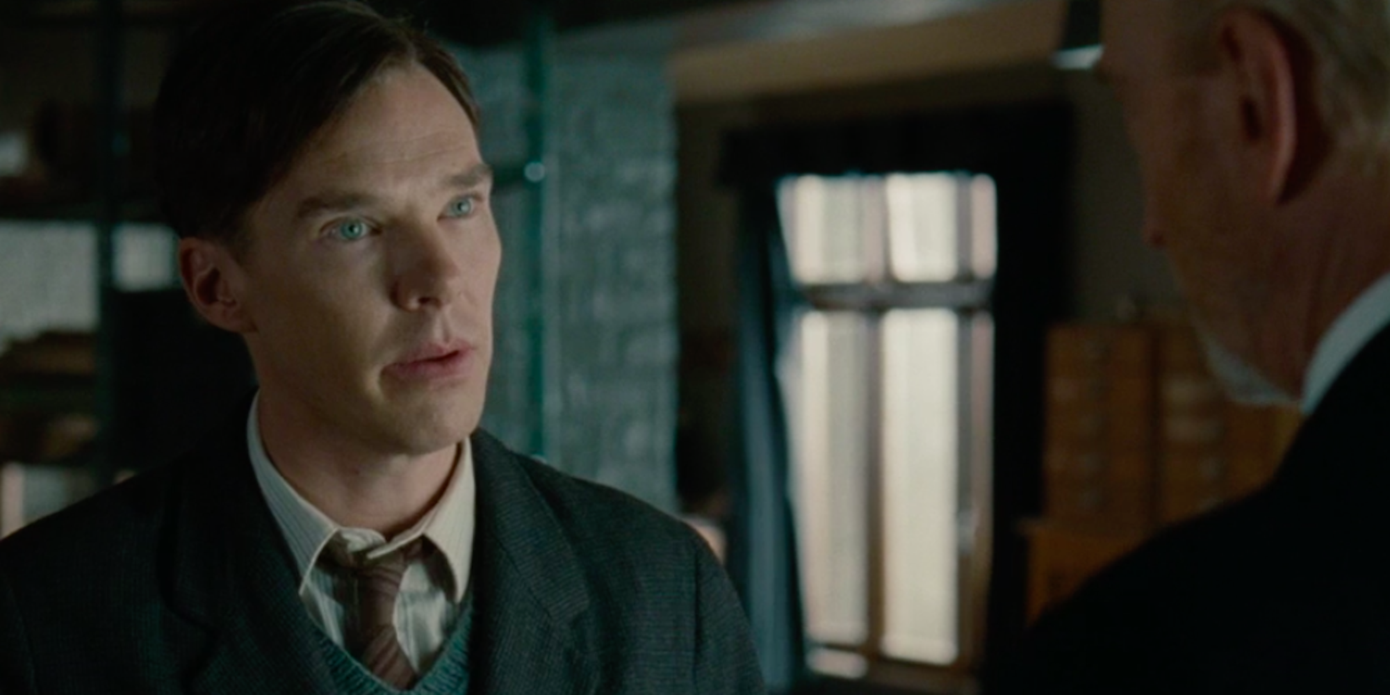 Utsnitt fra filmen The Imitation Game.