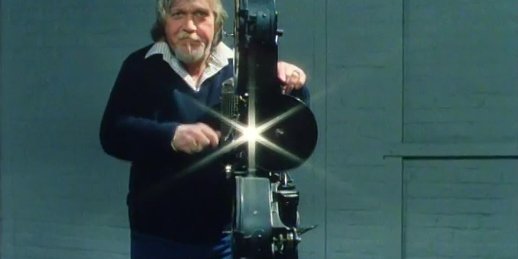 Utsnitt fra filmen Kamera går: Norsk filmproduksjon gjennom 75 år.