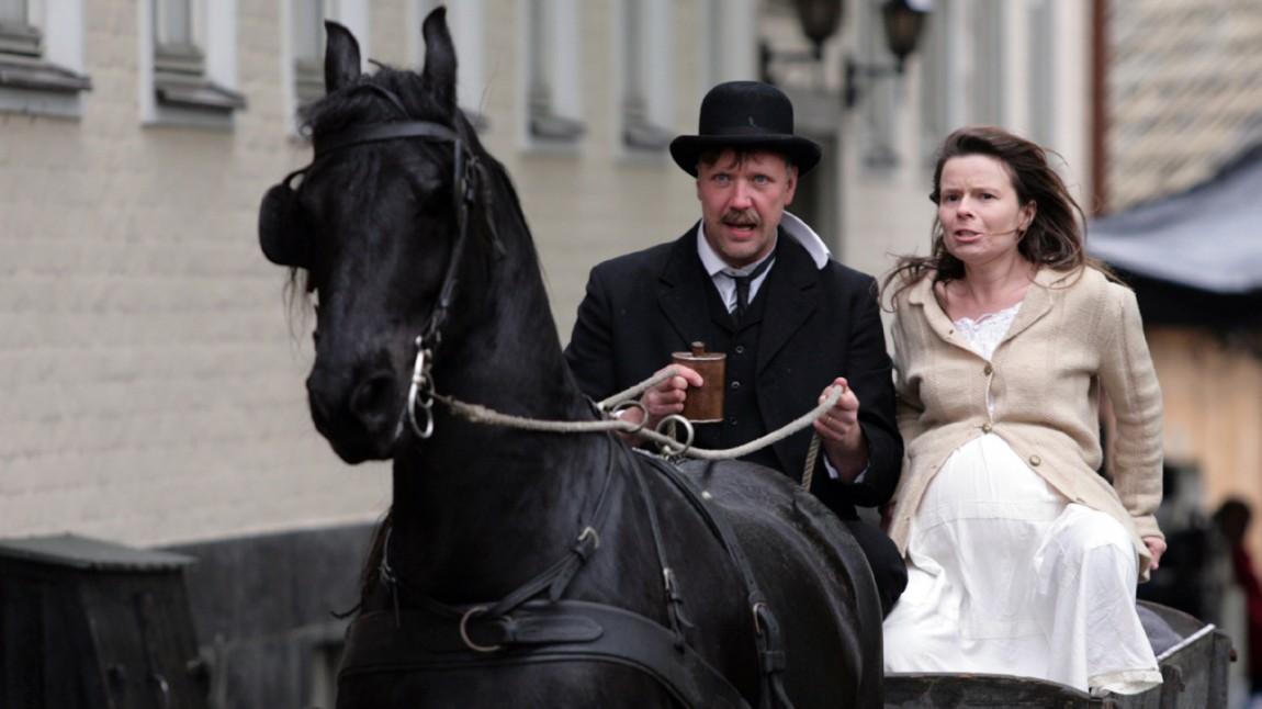 Utsnitt fra filmen Maria Larssons evige øyeblikk.