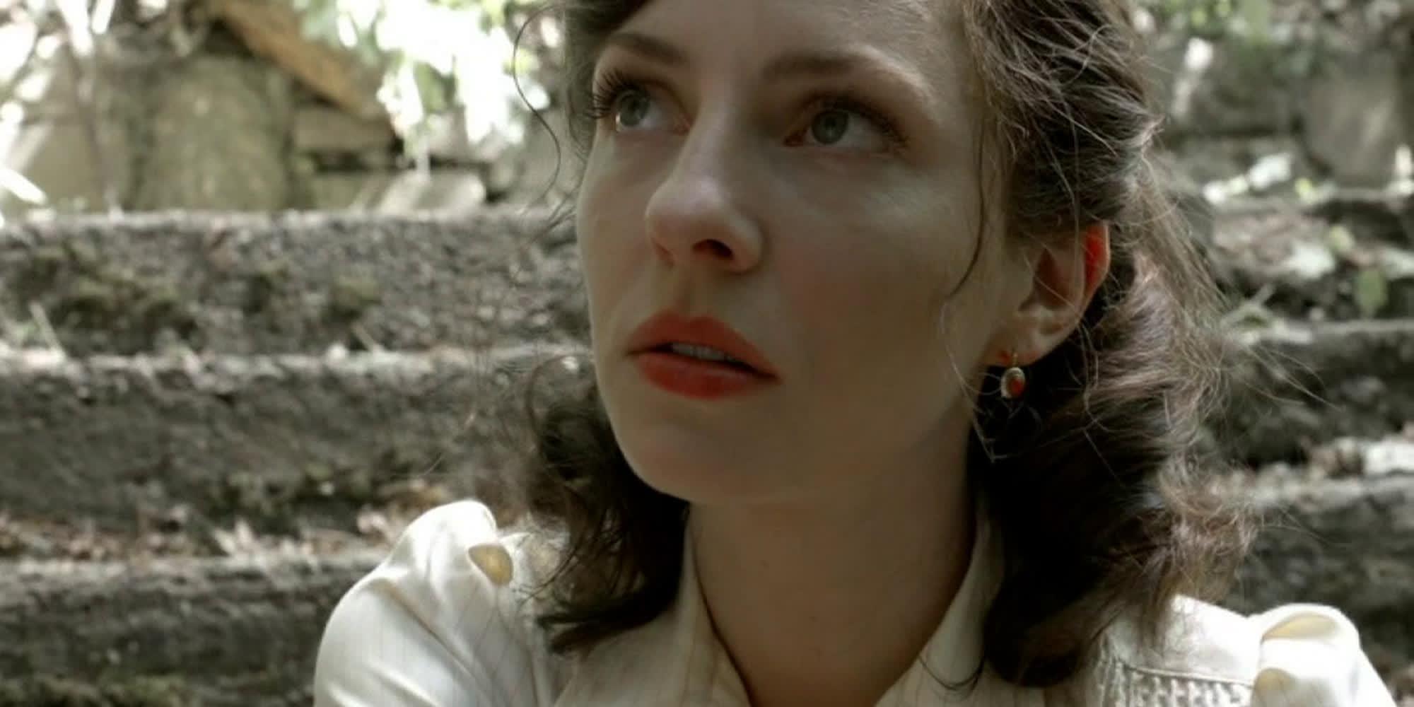 Utsnitt fra serien Krigens unge hjerter.