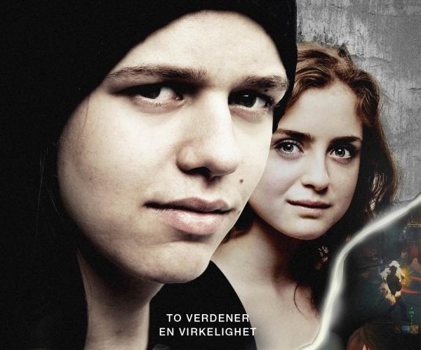 Utsnitt fra filmplakaten til filmen IRL.