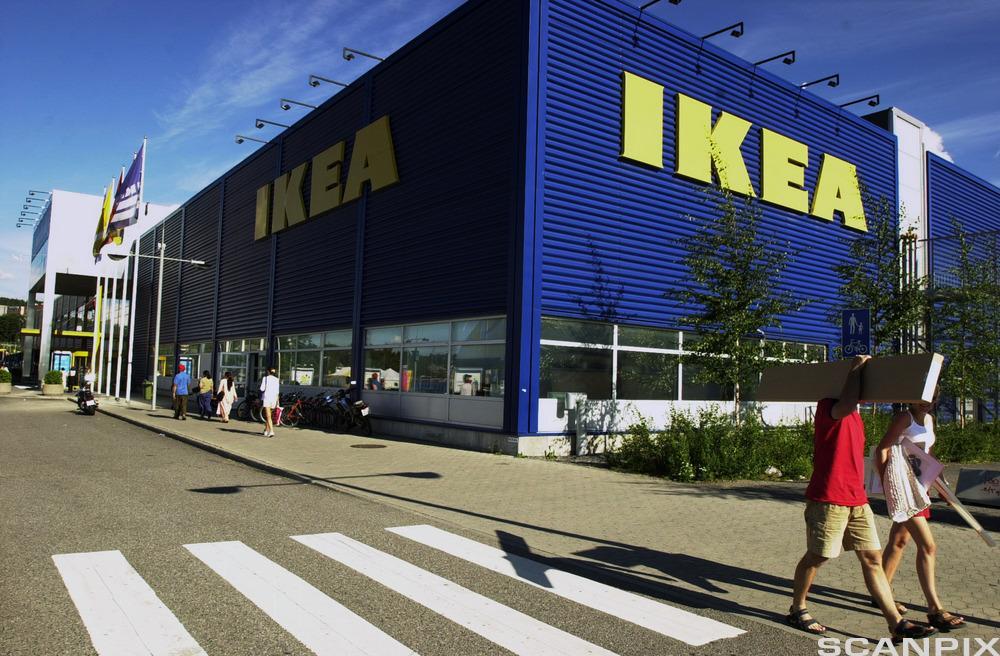 Ikeas forretningside