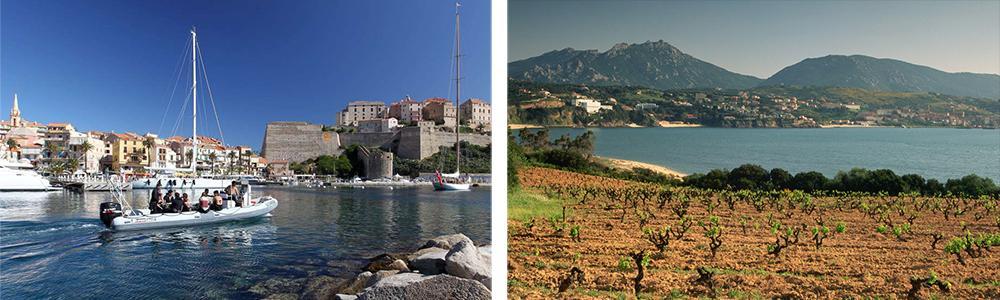 Kollasj: Korsika