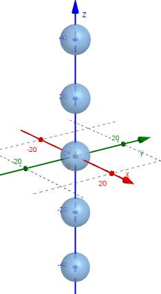 Bilde av kuleoverflate