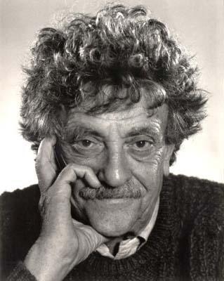 Portrett av Kurt Vonnegut. Foto.