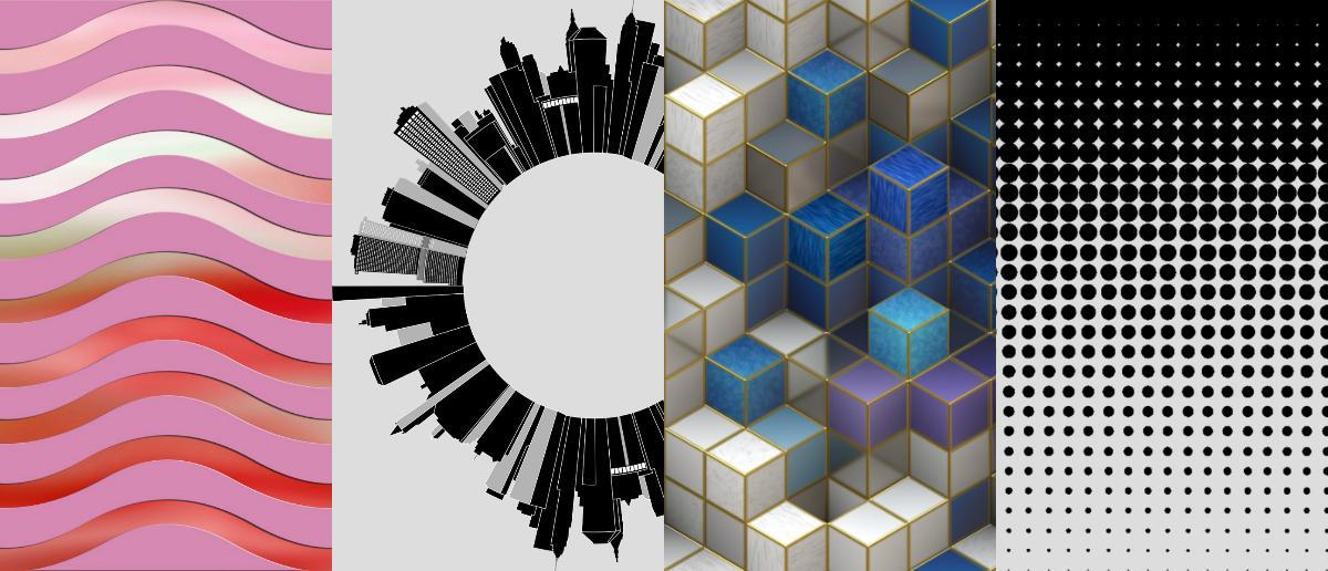 e4e8d20c Medieuttrykk og mediesamfunnet - Styrke og matematikk i mønstre - NDLA