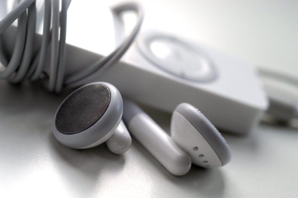 Bilde av en MP3-spiller