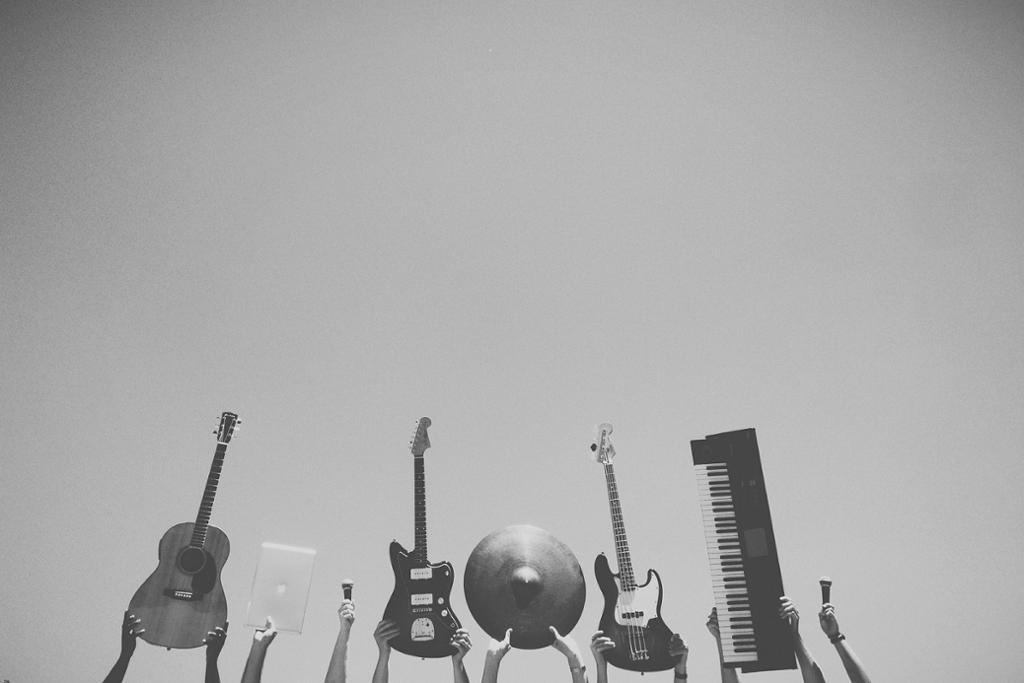 Instrumenter. Foto.