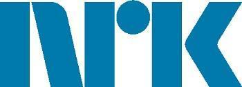 NRK-logoen. Illustrasjon.