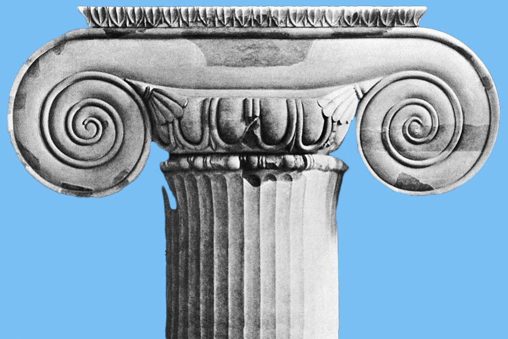 Jonisk tempel