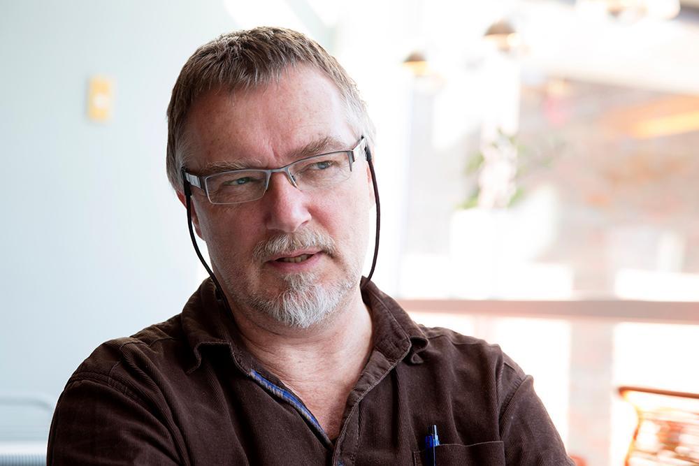 Portrett av Viggo Vestel
