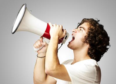 Bruk ytringsfriheten din!