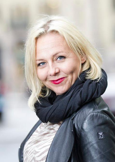 Portrett av Linn Skåber
