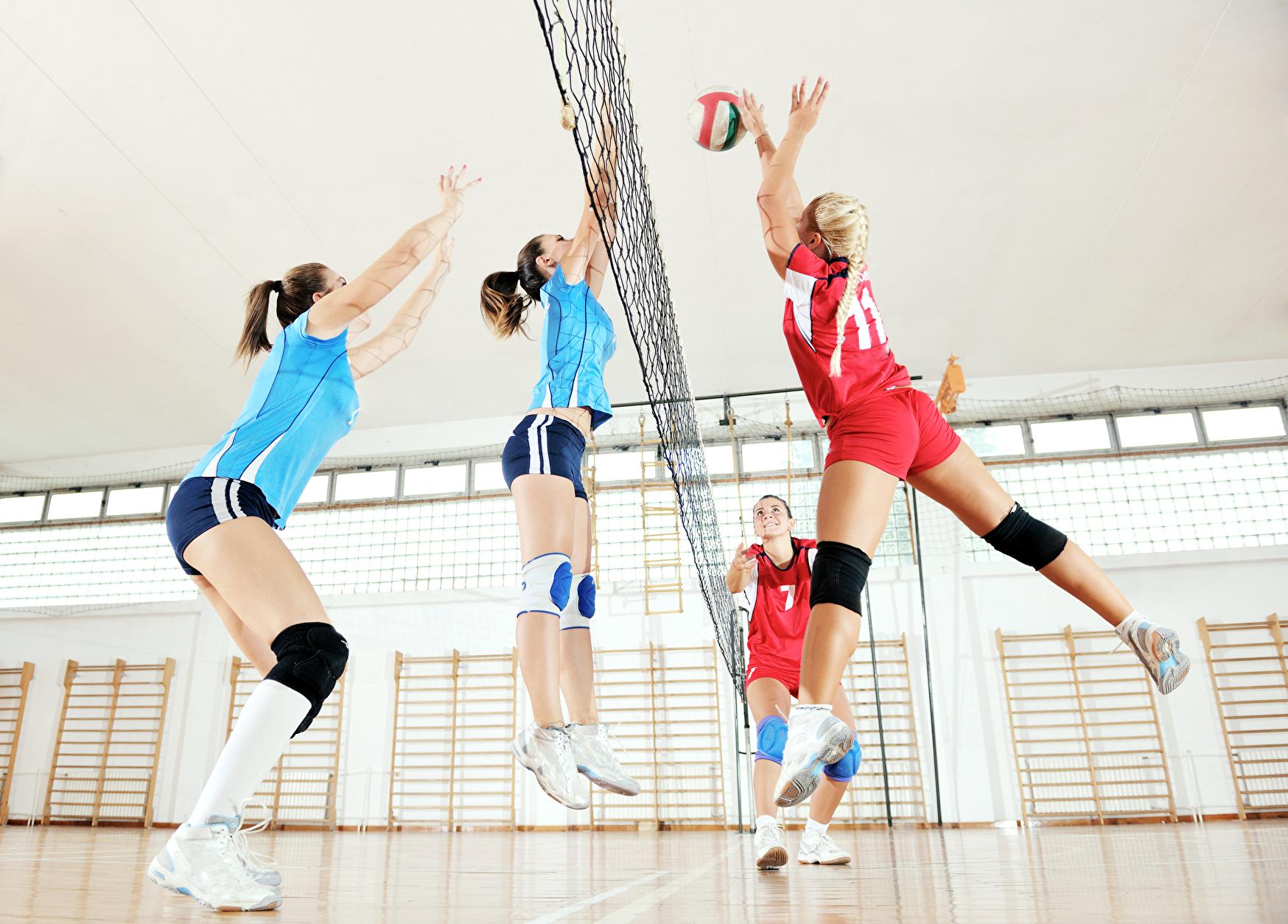 Hvor Mange Spillere På Volleyball Lag