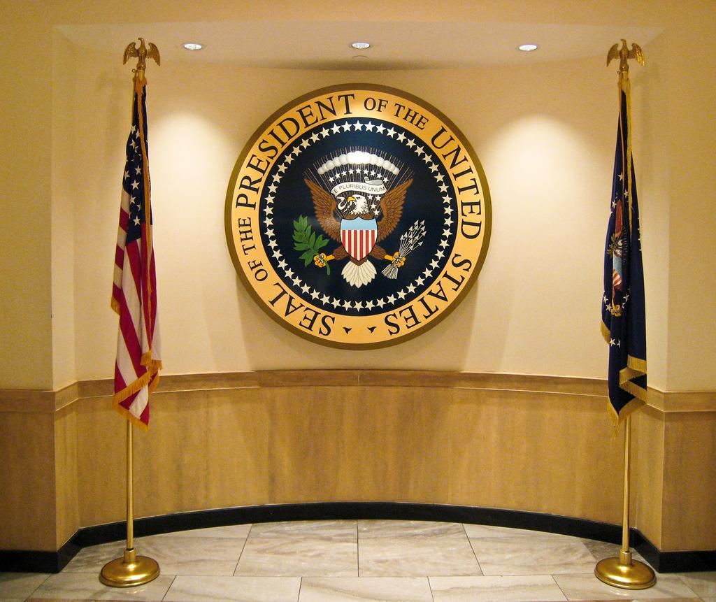 presidential seal.photo.
