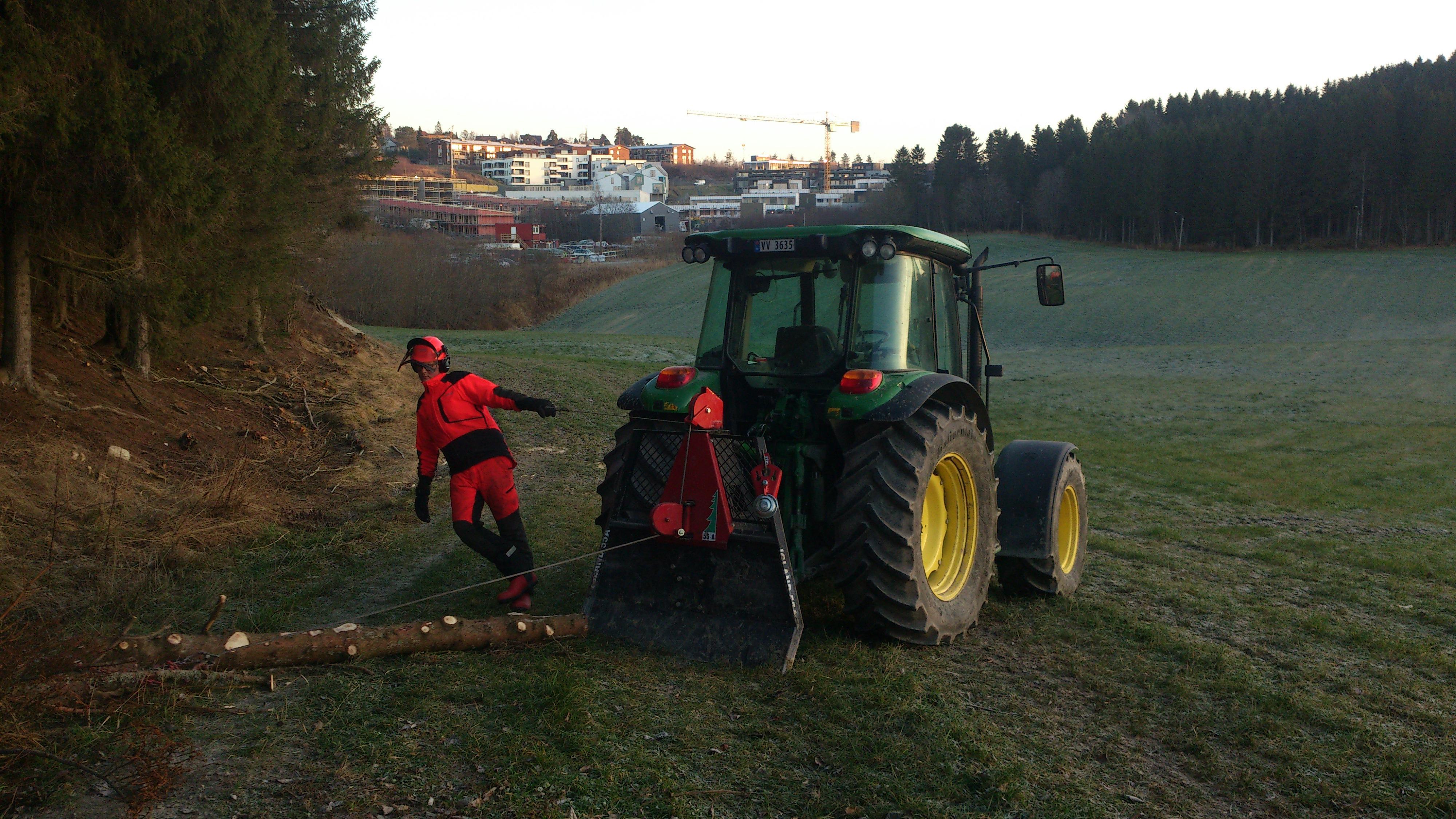 Moderne Naturbruk Vg1 - Utkjøring av tømmer - NDLA HH66