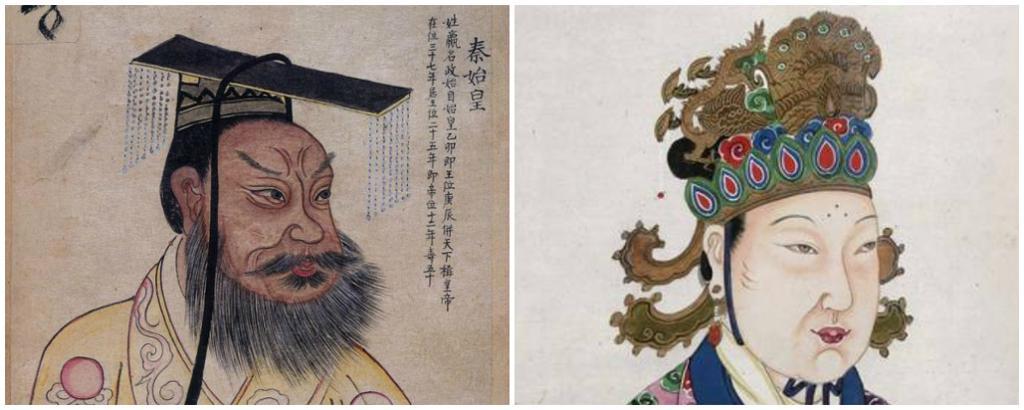 Kinesiske keisere