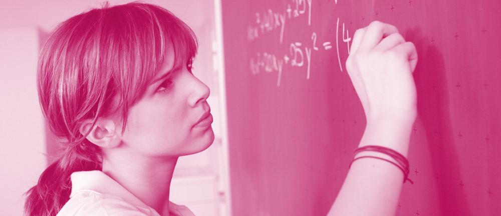 Bannerbilde for emnet algebra i faget R1. Foto.