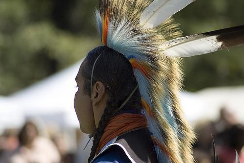 Redhawk indianer