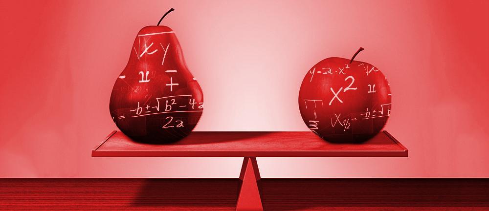 Bannerbilde for emnet algebra i faget S1. Foto.