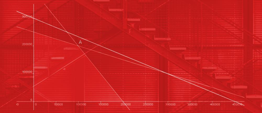 Bannerbilde for emnet lineær optimering i faget S1. Foto.