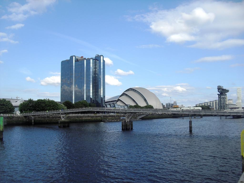Glasgow. Photo.